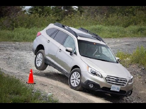The All New 2015 Subaru Outback Interior And Exterior Review Youtube