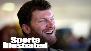 Dale Earnhardt Jr.'s epic cannonball | Mustard Minute | Sports Illustrated