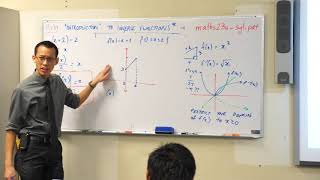 Intro to Inverse Functions (4 of 4: Worked example)