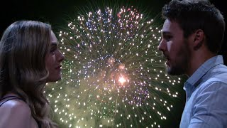 The Bold and the Beautiful - Fireworks!