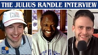 Julius Randle on The Thriving New York Knicks and What He Learned From Playing w/ Kobe | JJ Redick