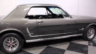 2774 CHA 1965 Ford Mustang