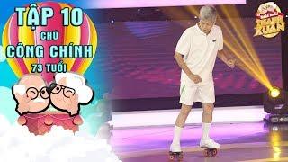 Mãi mãi thanh xuân | Tập 10: Giấu con đi học trượt ván và trở thành cao thủ ở tuổi 76