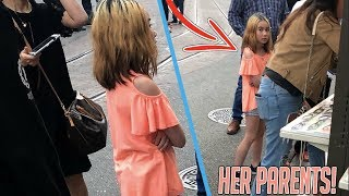 Catching Lil Tay With Her Parents (They Have No Idea)