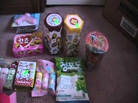 asian market haul / korean store :)