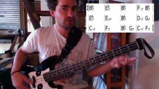 Curso completo de Walking Bass - Parte 2