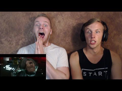SOS Bros React - The Last Jedi Trailer #2 - December 14th Here We Go!!!