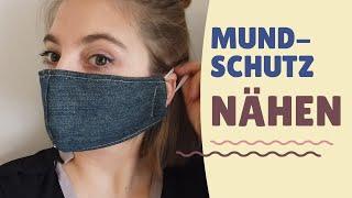 #MaskeZeigen | DIY Mundschutz | Atenschutzmaske selber nähen