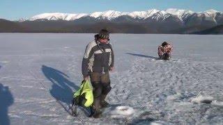 Байкальська рибалка і банька