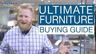 Ultimate Furniture Buying Guide: Everything You Need To Know
