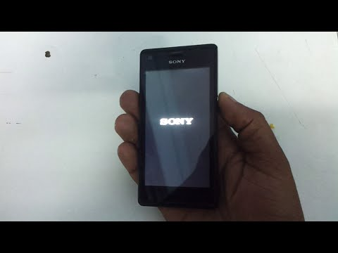 Sony xperia M C2004 factory reset secret code