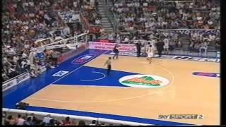 2005 G3 Climamio Fortitudo Bologna vs Armani Jeans Milano