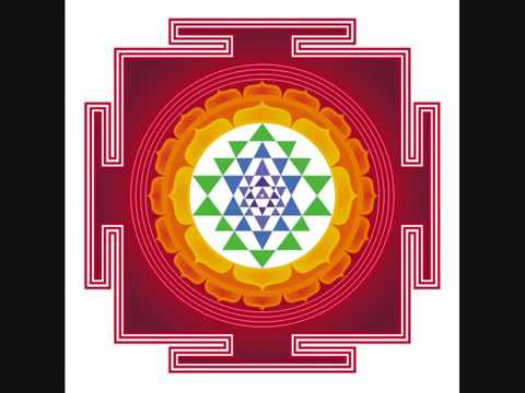 Sri Yantra withe ancient monk chant to help control your reality