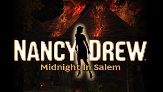 видео Nancy Drew: The Deadly Device прохождение игры
