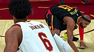 HOW I BECAME THE NEW LEBRON JAMES IN CLEVELAND! BREAKING OLD MAN ANKLES! - NBA 2K19 MyCAREER