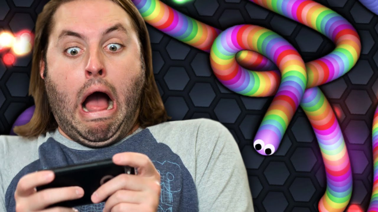 how to become a rainbow snake in slither.io