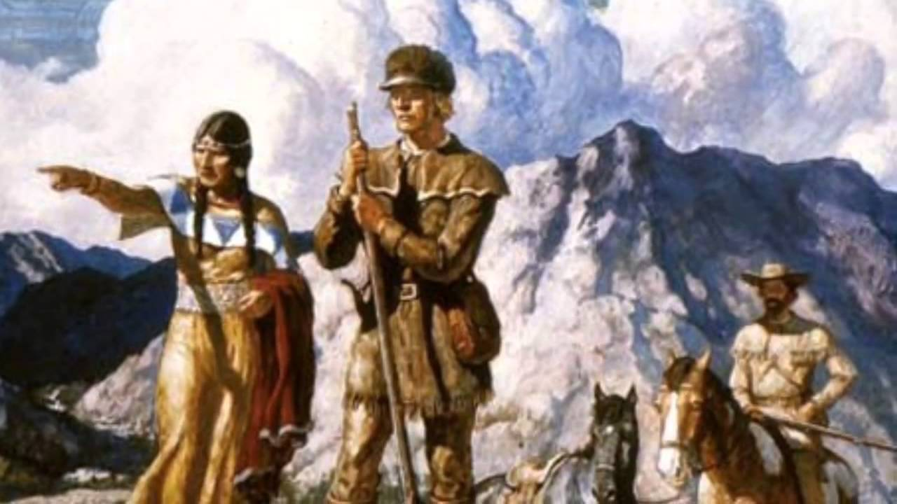 Watch on Us History Lewis And Clark
