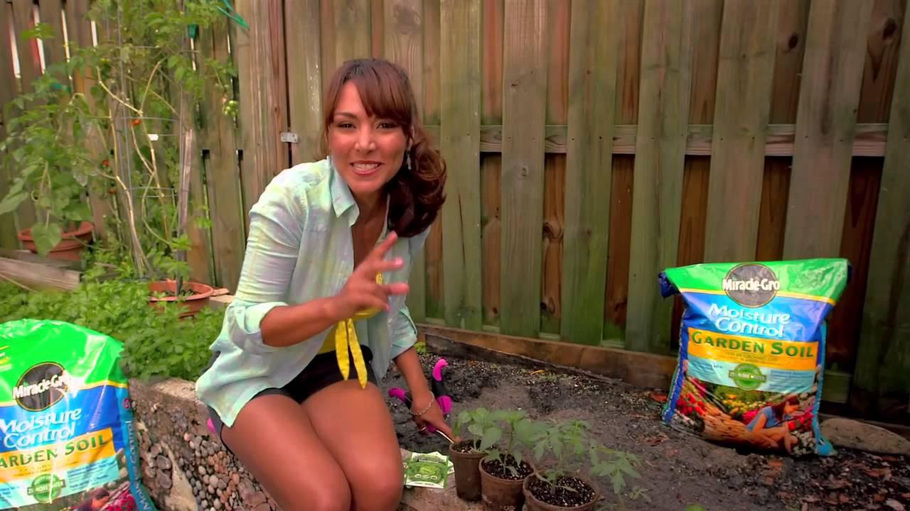 Como cultivar tu propio huerto con tierra para jard n de for Hacer un huerto en el jardin