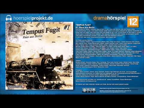 Tempus Fugit - Raus aus Berlin (Drama / Hörspiel / Hörbuch / Komplett)
