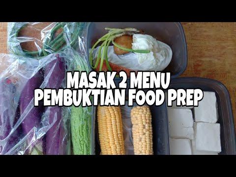 MENU MASAKAN SEHARI HARI UNTUK 1 MINGGU || HARI KE #2 FOOD PREPARATION