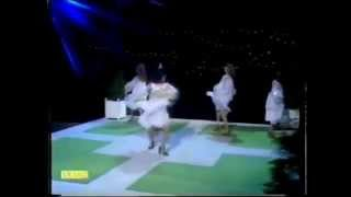 Pan's People - 'In Dulce Jubilo' Top Of The Pops Mike Oldfield