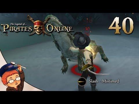 The Legend of Pirates Online: Part 40 - Mistimed Attacks