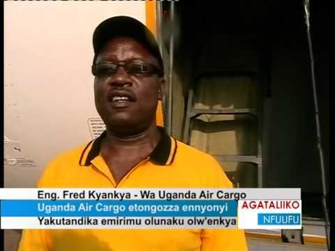 Uganda Air Cargo etongozza ennyoni