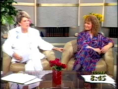 Nadia Tass & Jill Robb on Today - discussing AFI awards - 1986