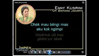 IMPEN - Enny Kusrini (Album Kroncong Langgam Jawa)