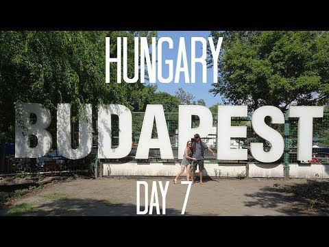 Euro Trip 2017 - Day 7 Hungary, Budapest