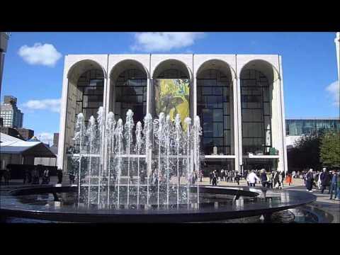 Metropolitan Opera, NYC, Oct. 22, 2011