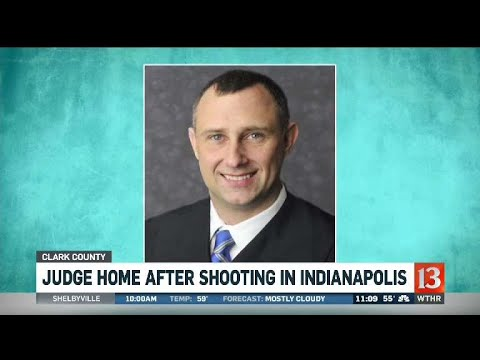 NewsRadio 840 WHAS Local News - Southern Indiana Judge Shot In Indianapolis Heads Home