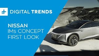 Nissan IMs Concept - First Look at Detroit Auto Show 2019