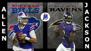 Baltimore Ravens vs Buffalo Bills Preview