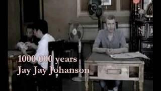 Jay Jay Johanson ~ 100 000 Years