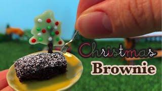 [ Miniature cooking ] 브라우니 : B…