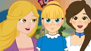 PRINCESS: Beauty and the Beast I Alice in wonderland I Rapunzel I बच्चों की नयी हिंदी कहानियाँ |