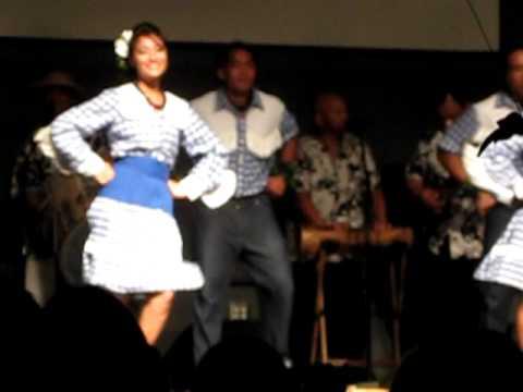 Island Breeze Cowboy Hula Dance @ YWAM