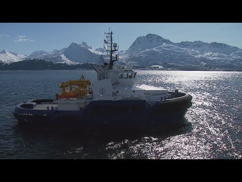 New oil tanker escort tugs arrive in Valdez
