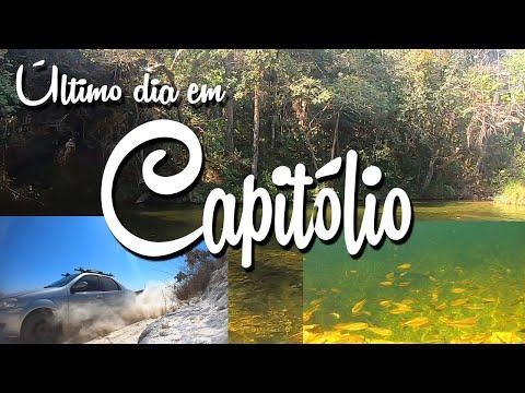 ULTIMO DIA EM CAPITÓLIO - MG - Morro do Chapéu e Retiro Viking
