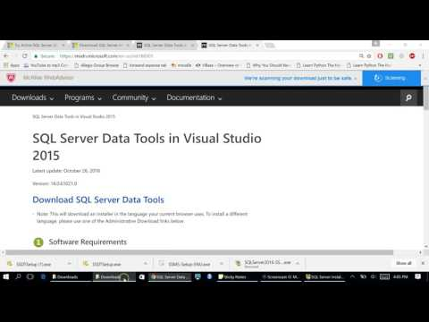 How to install SQL Sever 2016 with Business Intelligence(SSIS,SSRS,SSAS)