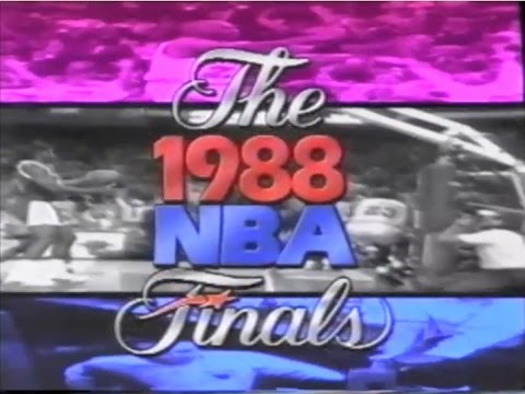 The 1988 NBA Finals - (90s DOCUMENTARY, LAKERS v PISTONS)