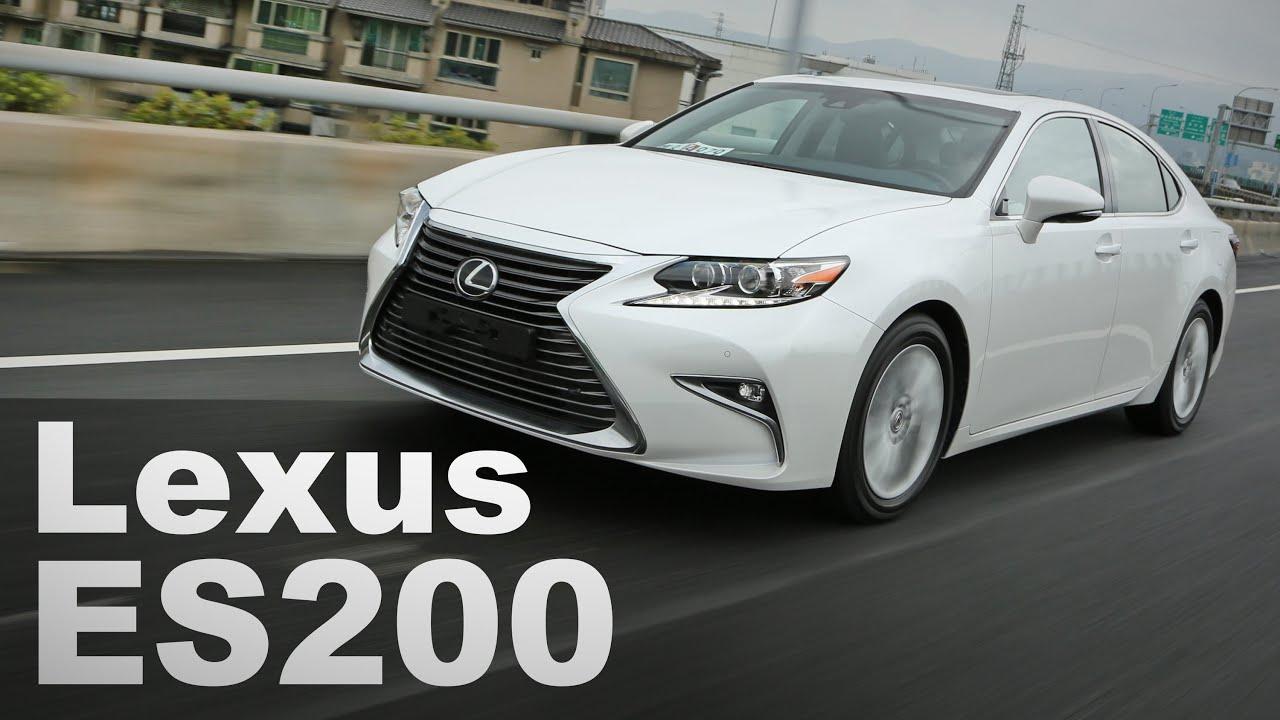 低門檻高水準 Lexus ES200
