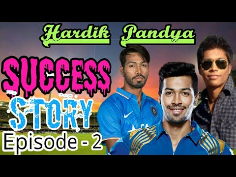 HARDIK PANDYA Biography in English| Success Story
