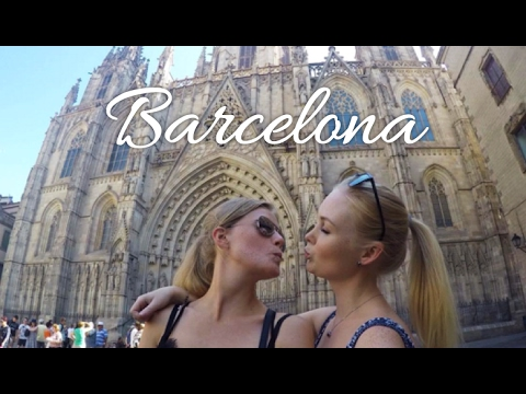 Barcelona 2016 | GoPro Hero 4 HD Travel