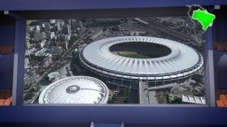 World Cup: Maracana Stadium