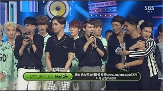 Download WINNER -'공허해(empty)' 0824 SBS Inkigayo : NO.1 OF THE WEEK Mp3