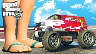 This new exploding RC Car in GTA 5 Online is hilarious...
