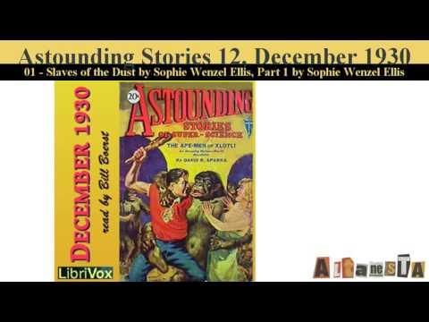 Astounding Stories 12, December 1930
