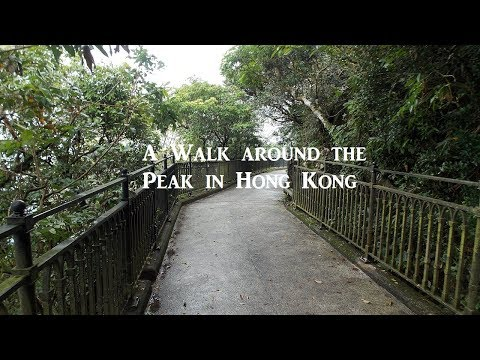 The Visiting China Guide to the Peak in Hong Kong